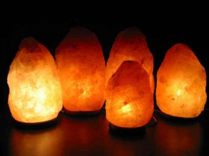 Himalayan Natural Salt Lamps